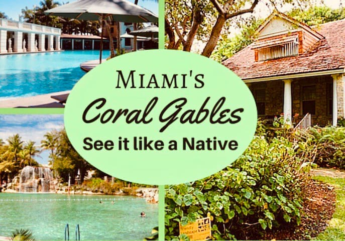 Charming Coral Gables