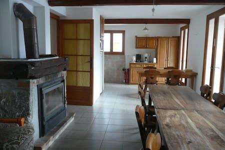 Gite d'étape et de séjour à proximité d' Auron - Saint-Dalmas-le-Selvage - Pondok alam
