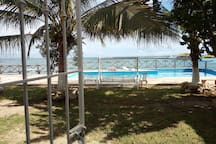 Seaside room aircon, pool, kayak (36)