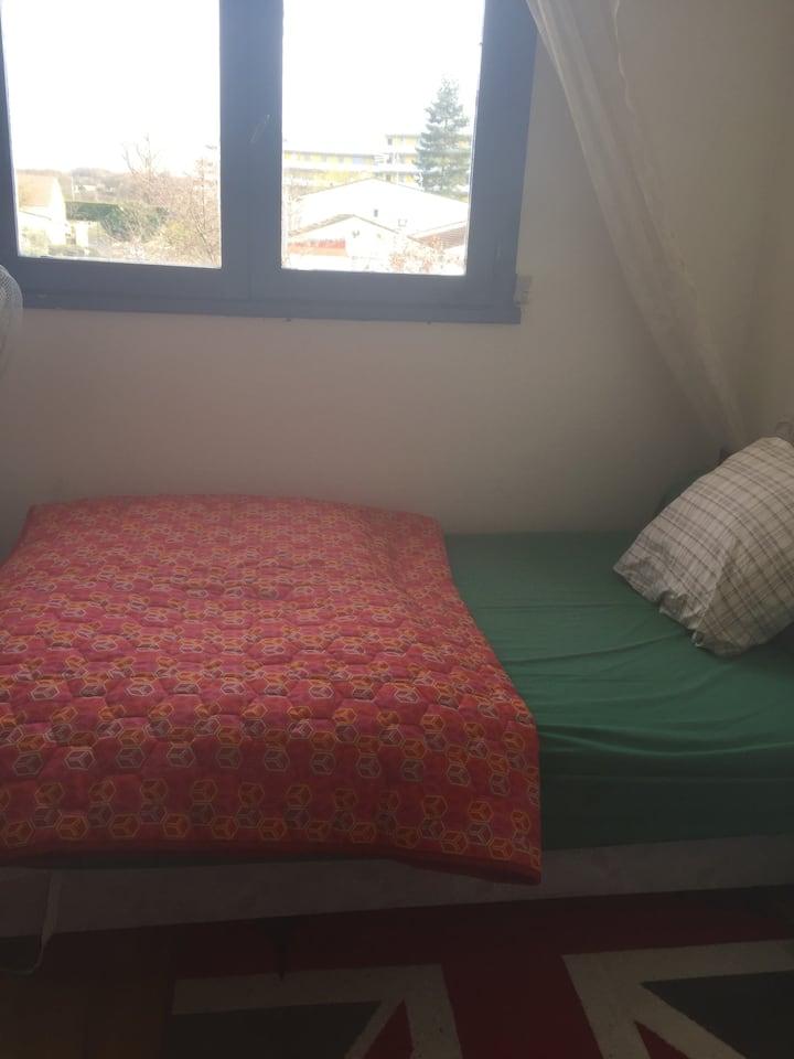chambre chez l'habitant 1 personne