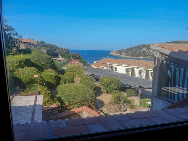 Apartment with Terrace, Sea View & Pool; Parking Available