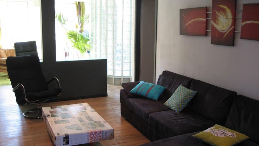 Duplex 100m² avec grande terrasse - Koekelberg - Wohnung
