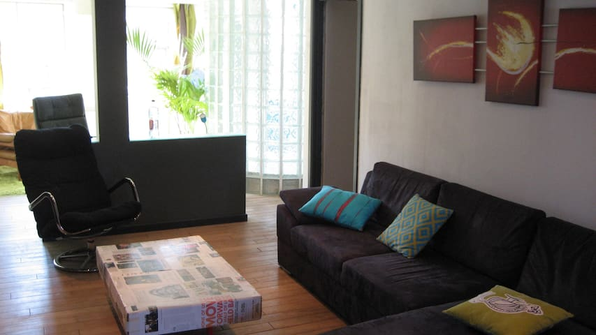 Duplex 100m² avec grande terrasse - Koekelberg - Appartement
