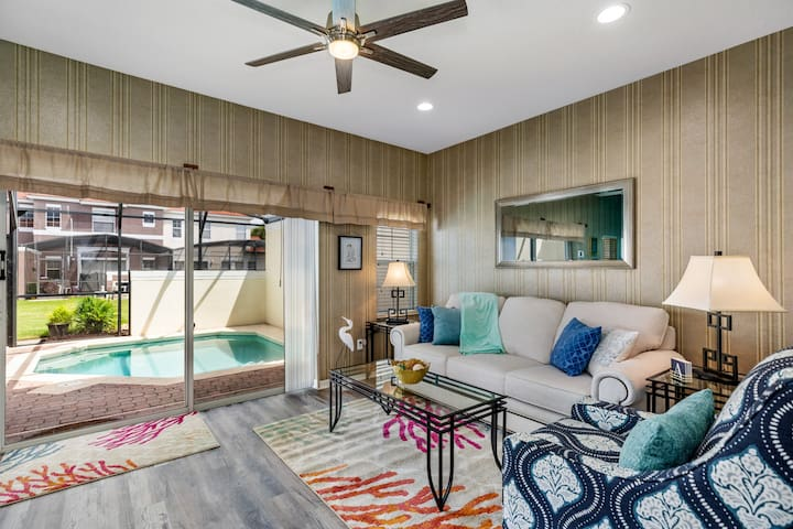 *NEW* LUXURY The Addison 3BR w/ POOL by DISNEY