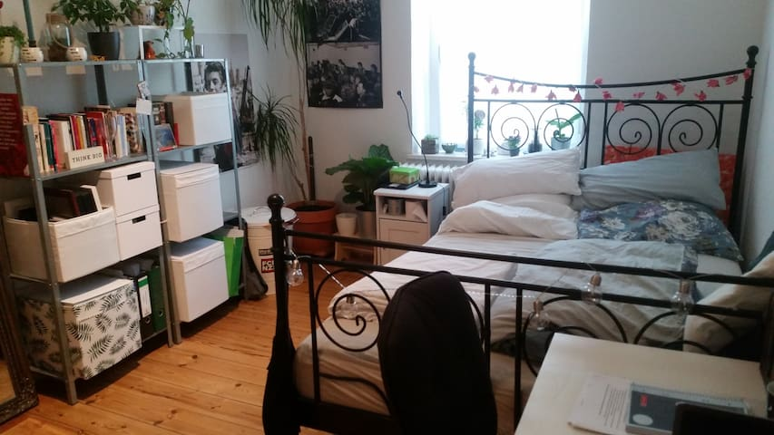 Free room in shared-flat - centre of Kiel