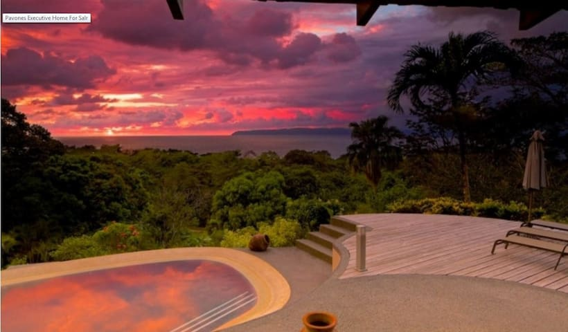 On top of the world-breezes, waves, rainforest!