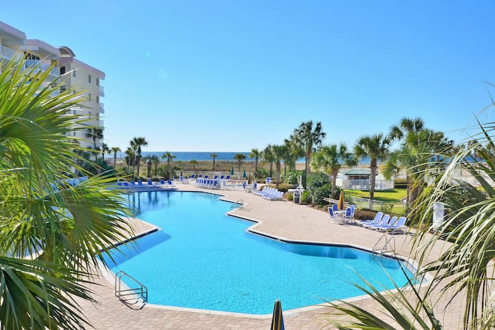 214 Destin West Beach & Bay Resort - Gulfside - Fort Walton Beach