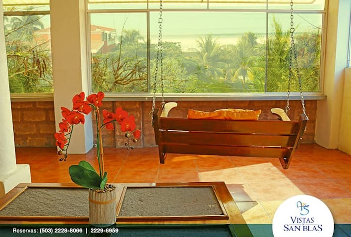 Apartamento Familiar  - Vistas de San Blas