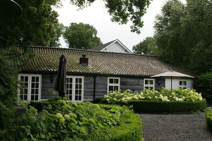 Cottage in bosrijke omgeving Soest. - Soest - Bungalow