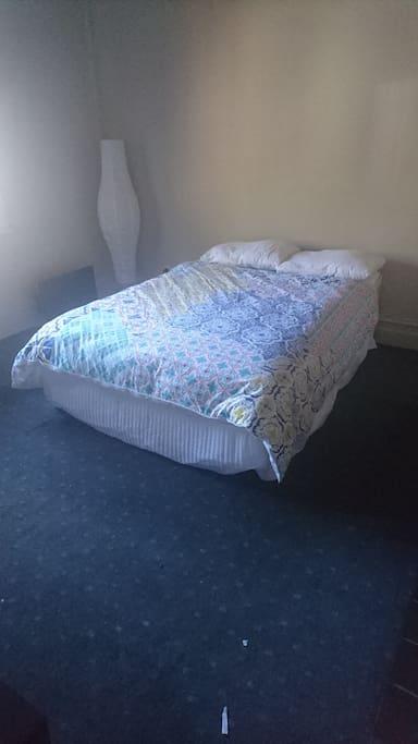 Sunny bedroom!