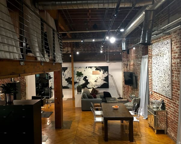Large Loft at 15th and R/ Event Space