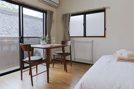 #23 Gion cozy apt! ONLY 1 MIN WALK from bus stop - Kyoto - Appartement