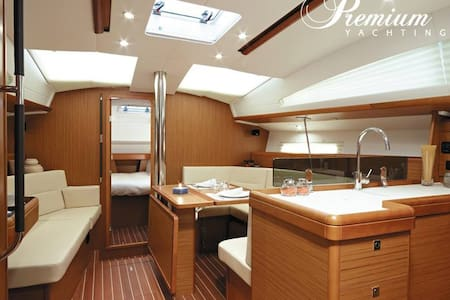 Comfortable boat in Jastarnia - Jastarnia - Kapal