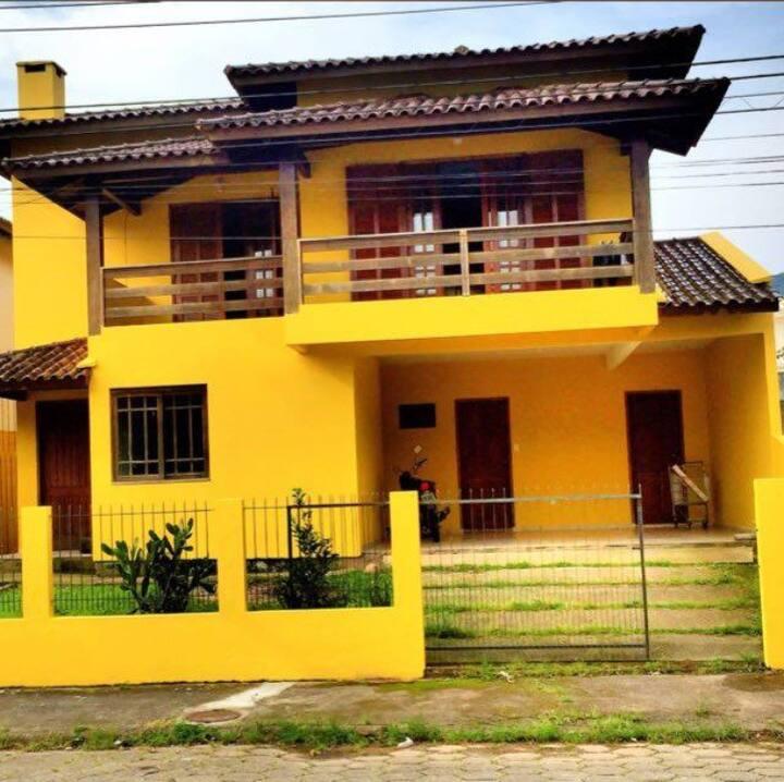 Casa no centro de Florianópolis!