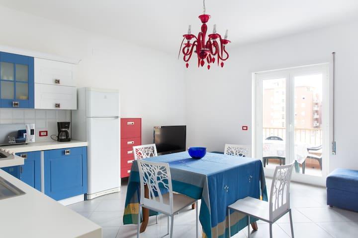 Discover Rome & enjoy the sea!!!!!! - Ladispoli - Apartemen