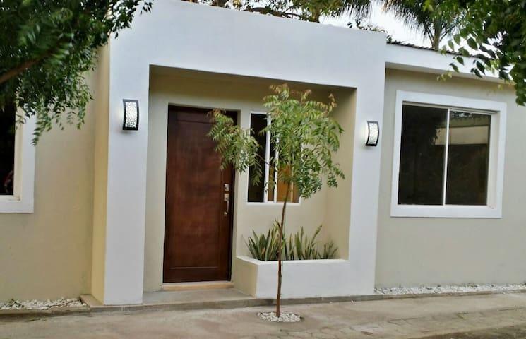 Apartamento a precio de habitacion - Managua - Flat