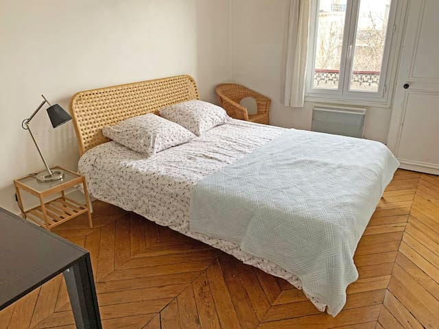Cozy apartment near Luxembourg Gardens