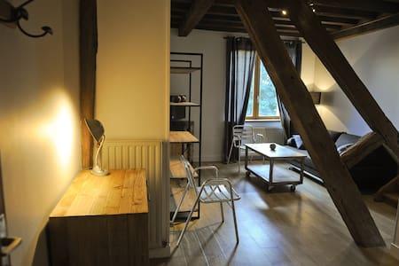 Appartement T3 duplex au coeur du centre ville - Nogent-le-Rotrou