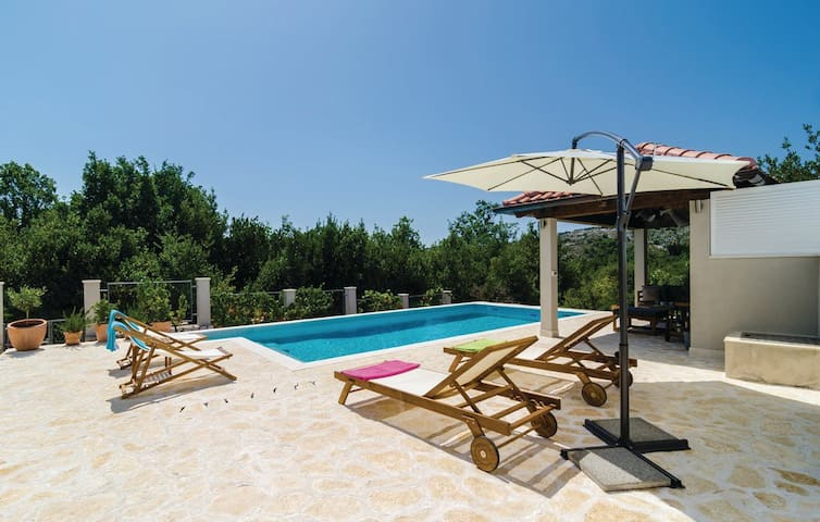Lovely holiday home with private pool