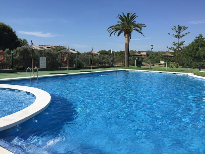 Apartments with swimming pool. Ref. Finca del Moro-46