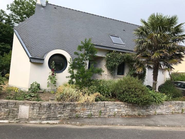 Charmante maison moderne  proche mer  et golfe