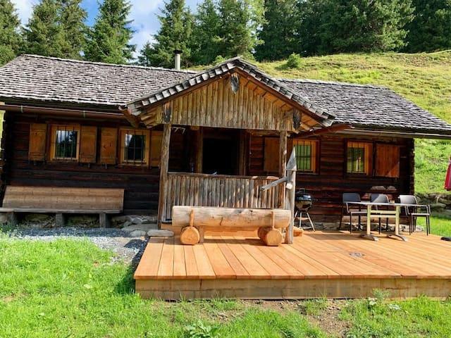 Traumhafte Hütte im Nationalpark Hohe Tauern