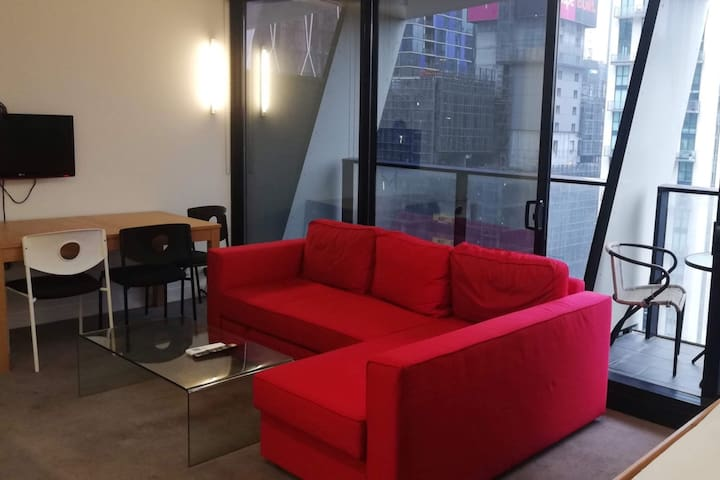 Whole CBD apartment for yourself!