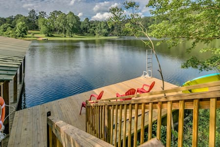 Magnolia Lake House -CDC RECOMMENDED CLEANING USED