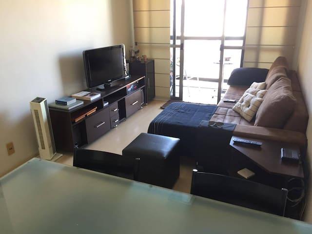 Apartamento - 1 suíte - Botafogo - Campinas - Apartmen