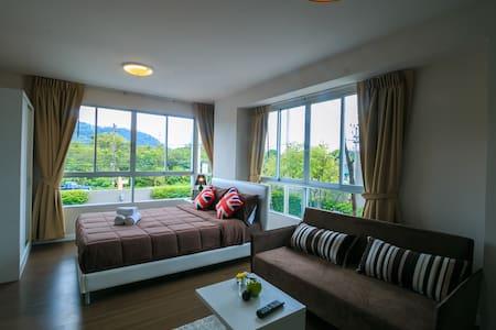 Studio room with resort style - Kathu - Lakás