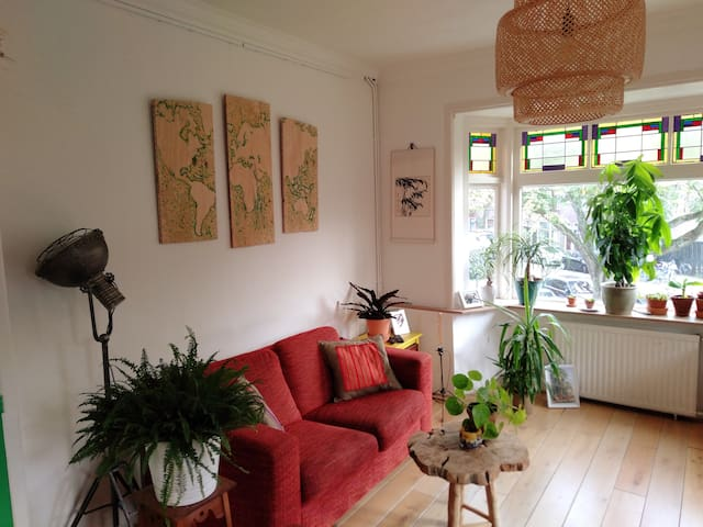 The coziest appartment  in Rotterdam!