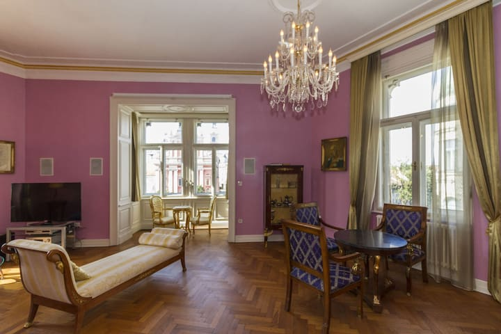 The Living room - Salon