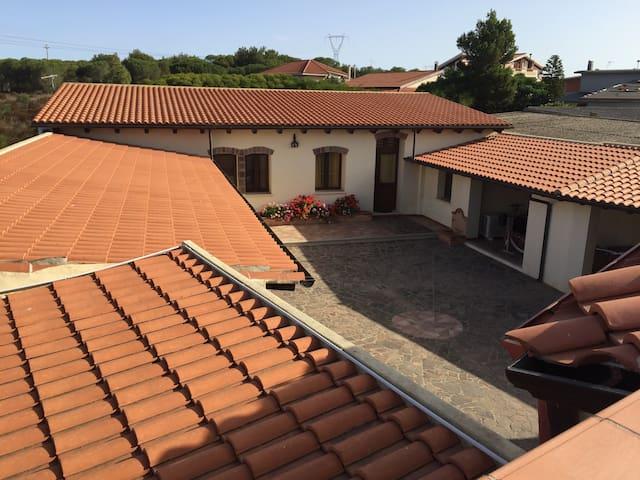 Nuovo appartamento  in una bella zona - Nuraxi Figus - Bed & Breakfast