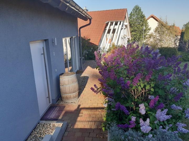 Casa Giuliana-Ferienhaus zwischen Wein und Wald