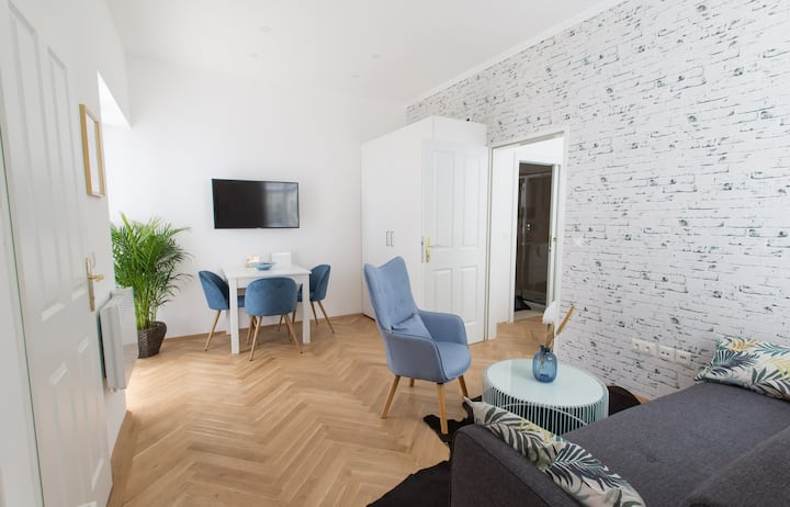 New, Gorgeous Flat in the Heart of Vienna