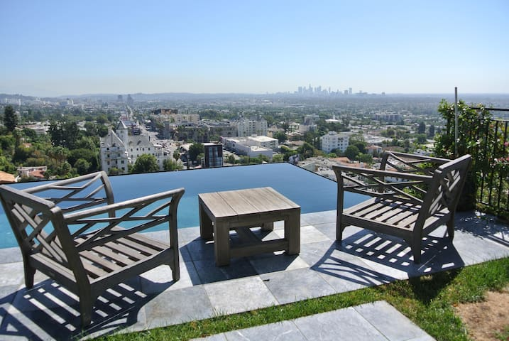 Great Hollywood Hills House - West Hollywood - House