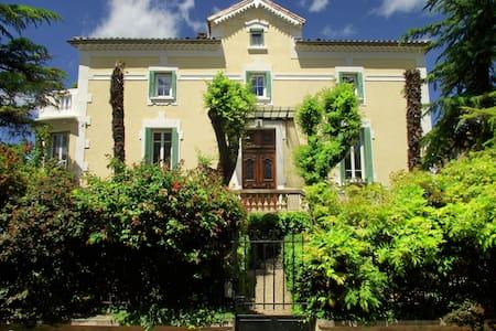 Villa Bastide B&B proche Anduze - Canaules-et-Argentières