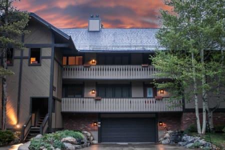 Downtown Breck, next to Carter Park - Breckenridge - Condomínio