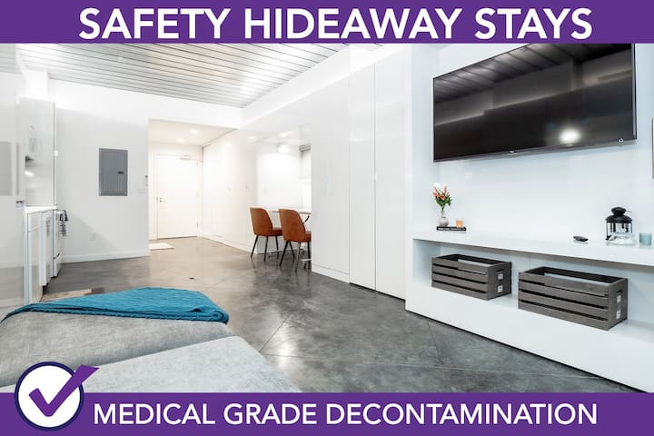 Safety Hideaway - Medical Grade Clean Home 116