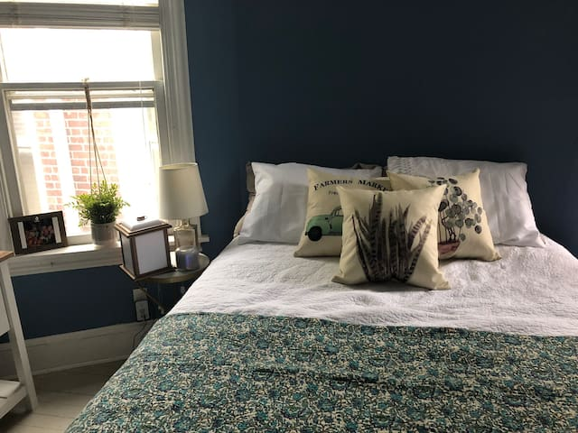 Cozy Guest room in charming Little Italy
