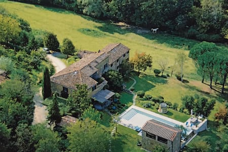 Private Villa  in the Chianti 5 stars! - Rapalle - Vila