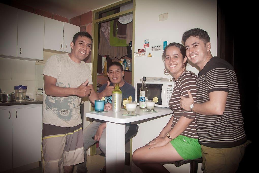 Filipo y Alvarito de Perú