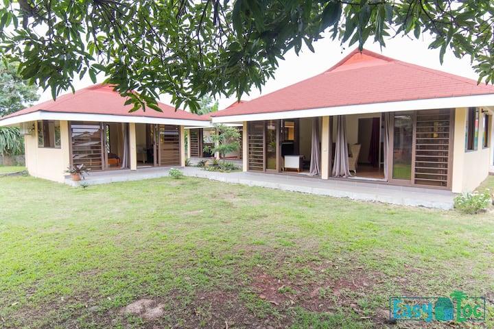 Villa neuve proche de la plage et des commerces