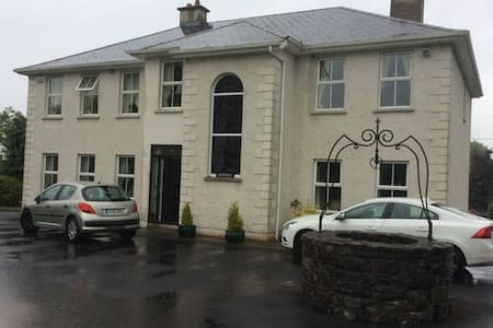 Keyfield House ,Lynn. Large Double Rooms x2 (2) - Mullingar - Bed & Breakfast