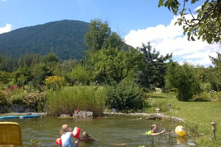 BeHappy - Schwimmteich, originell, rar   ab 3 Pers