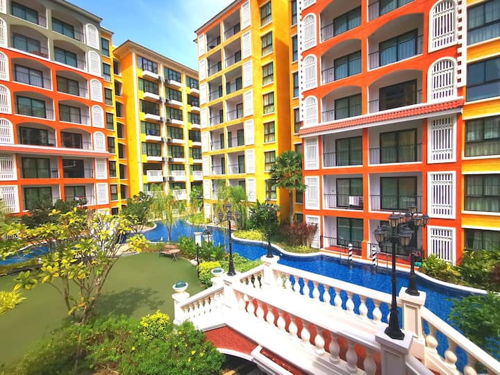 Venetian Resort Pattaya Jomtien Studio - A56