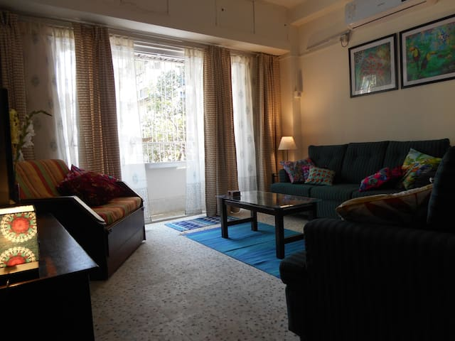The Jodhpur Park Apartment - Kolkata - Appartement