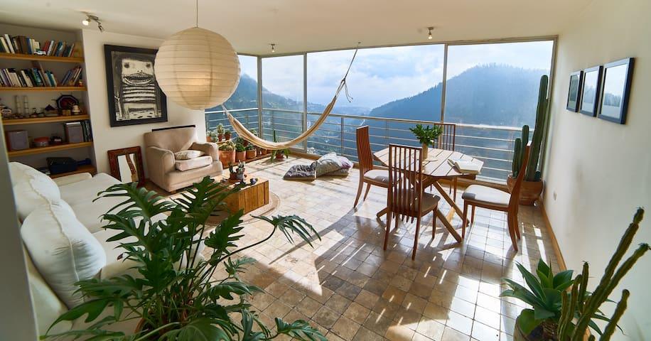 Bright apartament in Quito