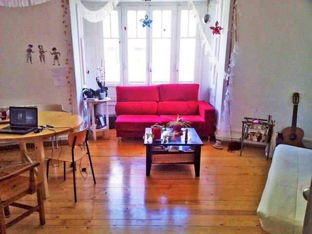 Habitación en el centro de Gijón - Gijón - Byt