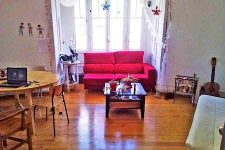 Habitación en el centro de Gijón - Gijón - Apartment